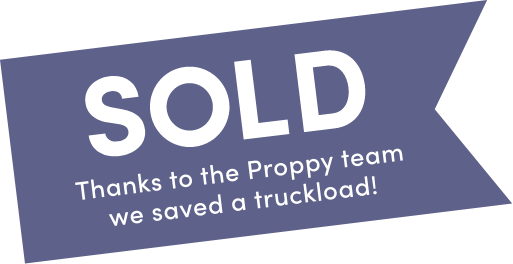 sold by proppy